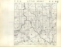 Little Grant T5N-R4W, Grant County 1948